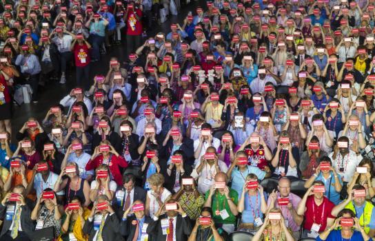Nuovo filmato VR del Rotary visto da circa 2000 congressisti