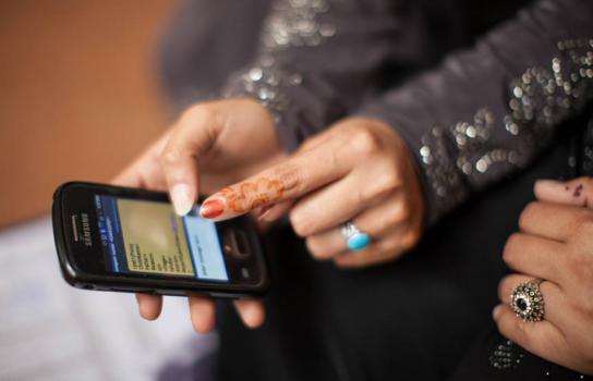 I telefoni cellulari aiutano a combattere le malattie