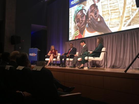 Impegno di 1,3 miliardi di dollari per porre fine alla polio