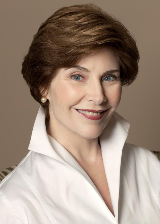 Intervento di Laura Bush alla Convention del Rotary
