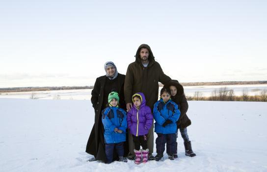 Rotary s'impegna per alleviare la crisi dei profughi