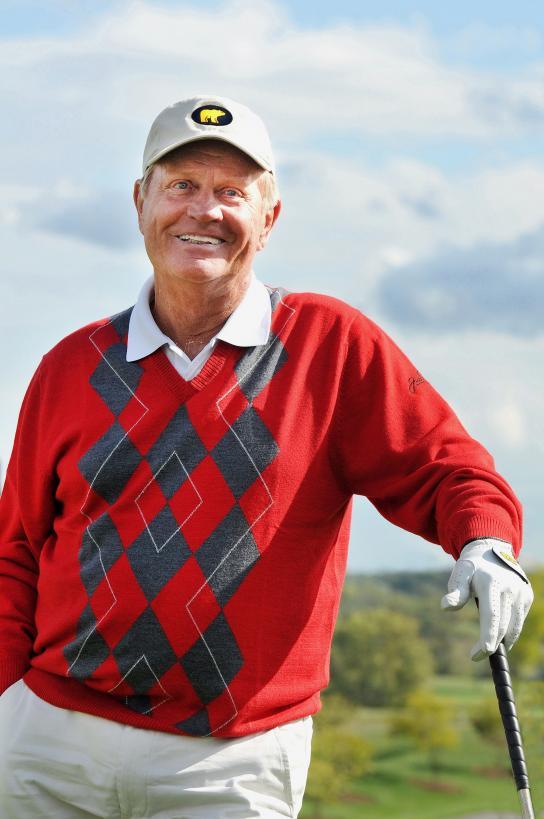 Gioca a golf con il leggendario Jack Nicklaus
