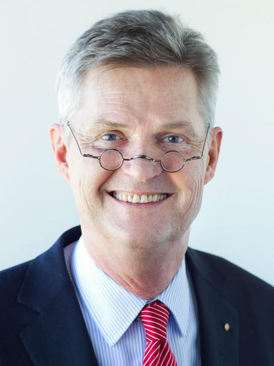 Holger Knaack selezionato per ricoprire l'incarico di Presidente del Rotary 2020/2021