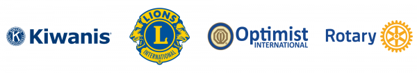 Dichiarazione congiunta di Kiwanis International, Lions Clubs International, Optimist International e Rotary International