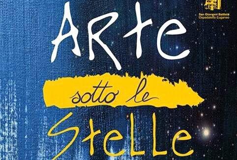 venerdì 17 luglio Arte sotto le stelle ……