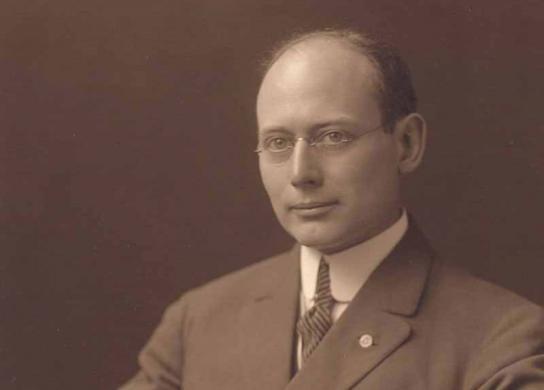 Chesley R. Perry: primo Segretario generale del Rotary
