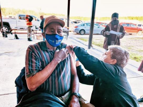 Rotary intensifica gli sforzi di vaccinazione per COVID-19