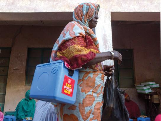 Come ci siamo arrivati: la regione africana dell'OMS certificata libera dal poliovirus selvaggio